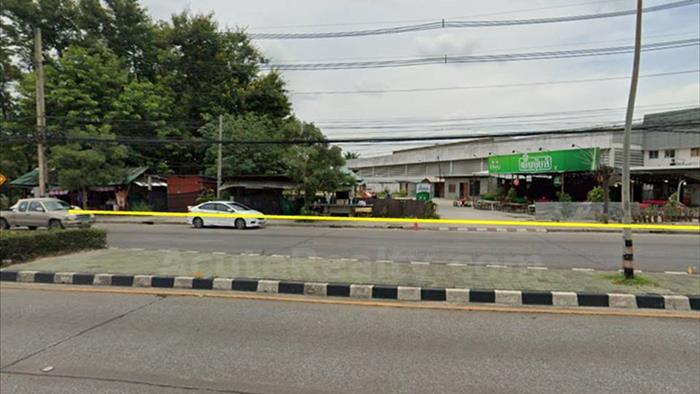 Land  for sale Chiang Mai Airport Intersection.  image2