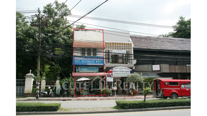 Shophouse  for sale Huay Kaew road image0