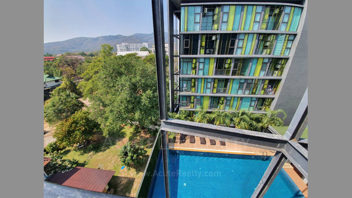 Condominium  for sale & for rent Stylish Chiang Mai Condominium Canal Road image8