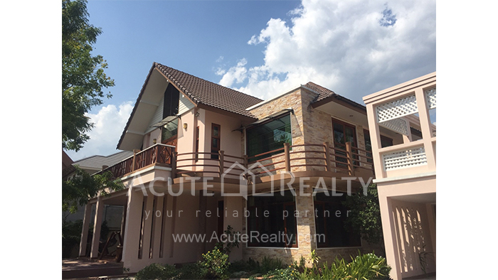 House  for sale & for rent Chet Yod Rd., Changpuak image0