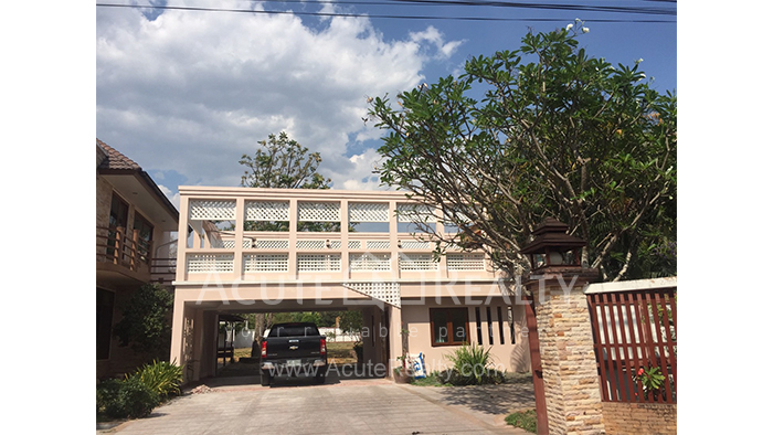 House  for sale & for rent Chet Yod Rd., Changpuak image2