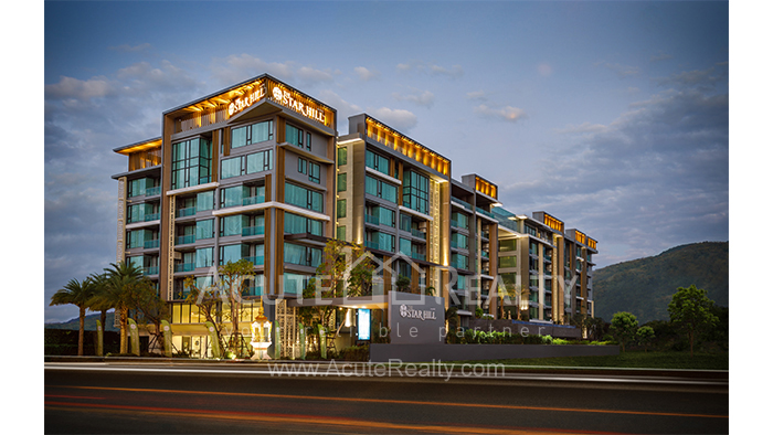 Condominium  for sale The Star Hill Muang, Chiang Mai image0