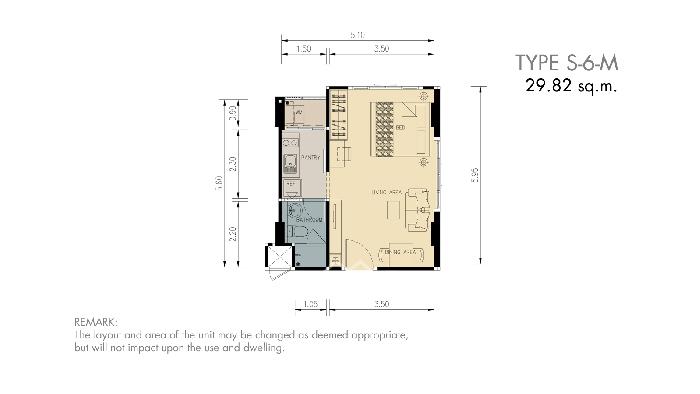 公寓  for sale Dcondo Campus Resort Suthep image13