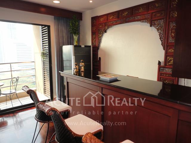 Condominium  for rent Baan Somthavil Rajdamri BTS image3