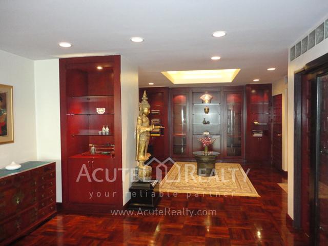 Condominium  for rent Baan Somthavil Rajdamri BTS image4