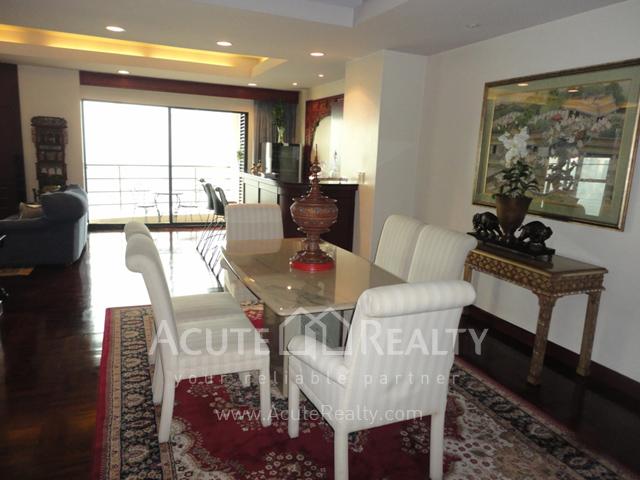 Condominium  for rent Baan Somthavil Rajdamri BTS image5