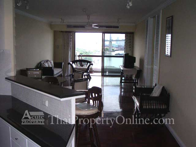 Condominium  for sale & for rent Salintara Rama 3 image0