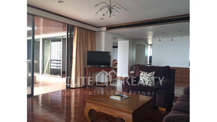 公寓  for rent Promsuk Condominium sukhumvit 26 image3