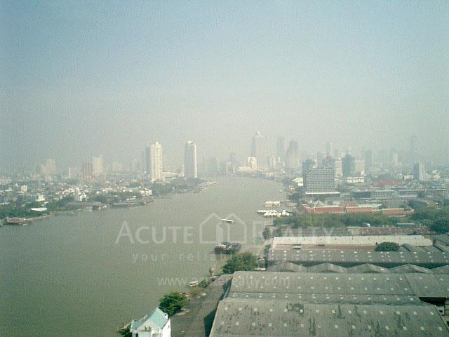 Condominium  for sale & for rent River Heaven Charoenkrung road. image0