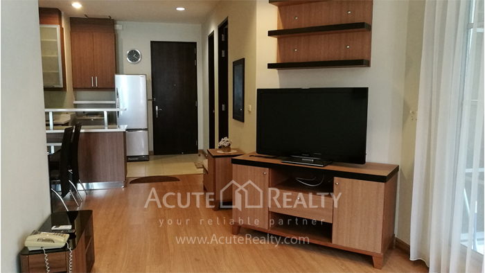 公寓  for rent Citi Smart (Sukhumvit 18) Sukhumvit (Near BTS & MRT Station) image1