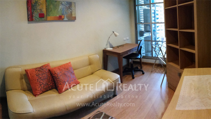 公寓  for rent Citi Smart (Sukhumvit 18) Sukhumvit (Near BTS & MRT Station) image2