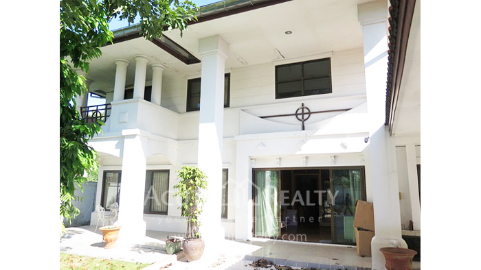 House  for sale Sukhumvit 109 (Santikam 10) image1