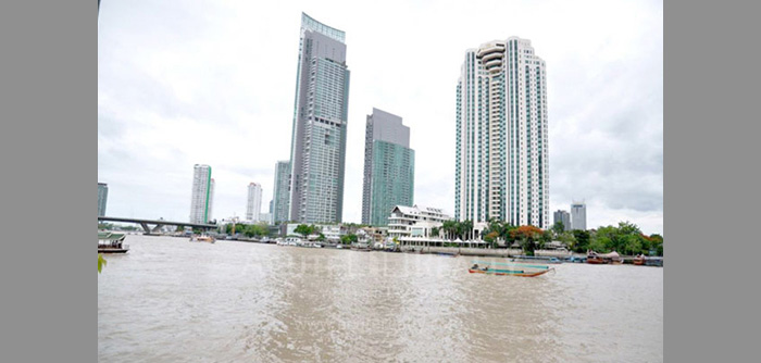 Condominium  for sale The River Sathorn - Charoennakorn image1