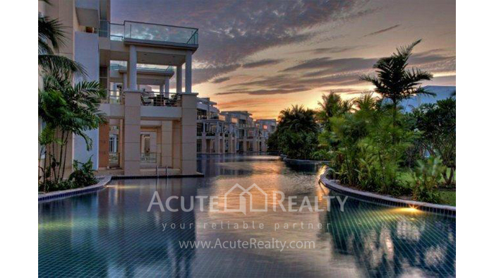 Condominium  for sale & for rent Blue Lagoon Resort Hua Hin Cha Am image1