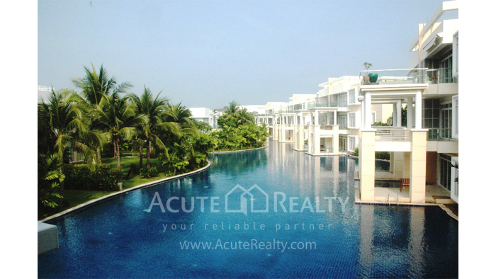 Condominium  for sale & for rent Blue Lagoon Resort Hua Hin Cha Am image2