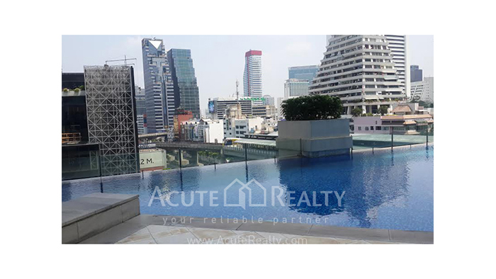 Condominium  for sale & for rent The Infinity Sathorn image1