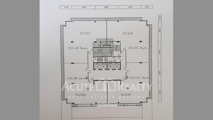 办公空间  for sale & for rent Sukhumvit 63, Ekamai image20