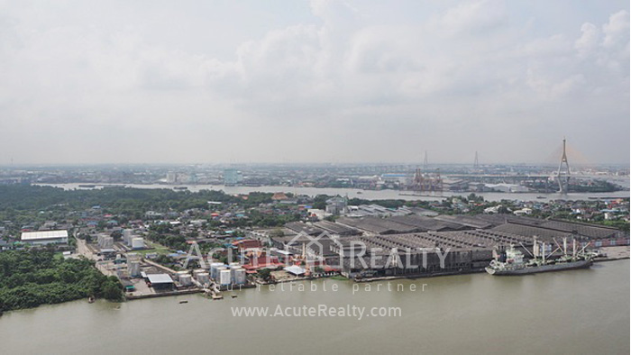 Condominium  for sale Royal River Place Rama 3 image1