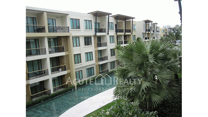Condominium  for sale Baan Sansuk Khao Takieb image5