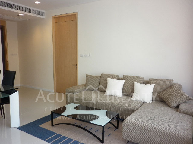 公寓  for sale & for rent Amanta Lumpini Rama 4 image1