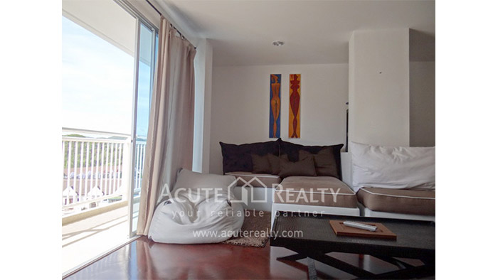 Condominium  for sale & for rent Baan Suan Rim Sai Hua Hin. image0