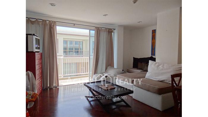 Condominium  for sale & for rent Baan Suan Rim Sai Hua Hin. image1