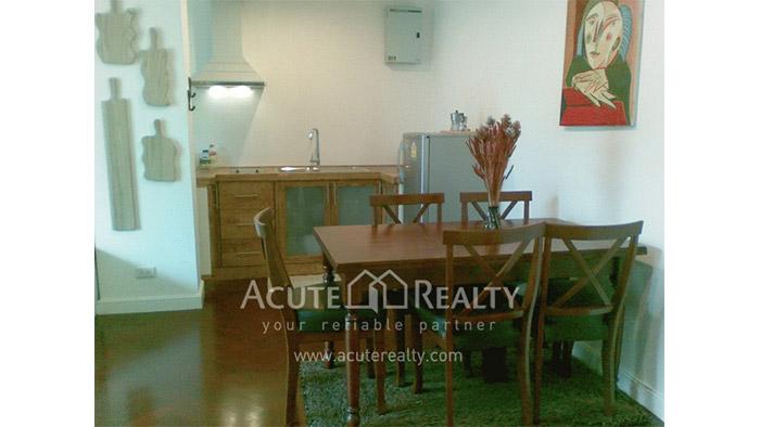 Condominium  for sale & for rent Baan Suan Rim Sai Hua Hin. image2