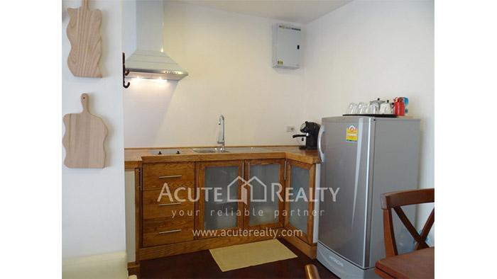 Condominium  for sale & for rent Baan Suan Rim Sai Hua Hin. image3