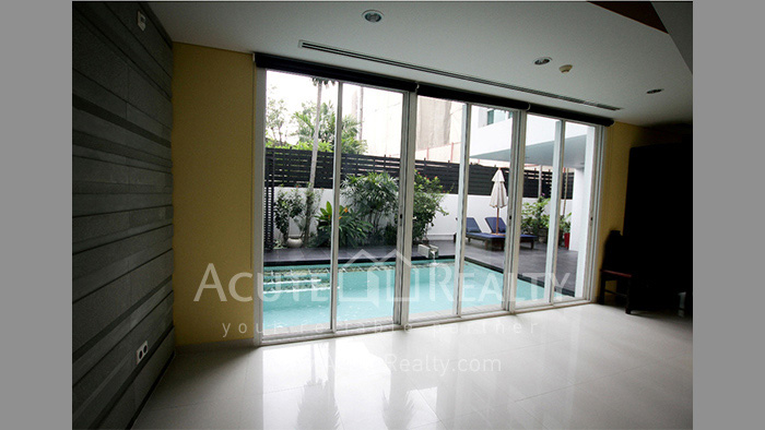 房屋, 联排别墅  for sale & for rent Sathorn image3