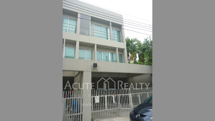 Townhouse  for sale Pattanakarn 26 image3