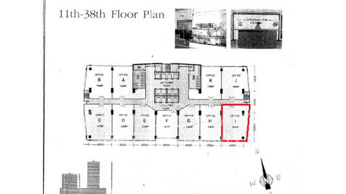 Office Space  for sale Phayathai image2