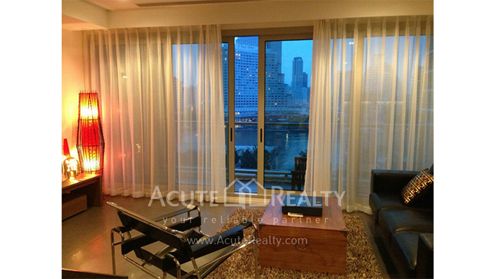 Condominium  for sale & for rent The River Sathorn - Charoennakorn image3