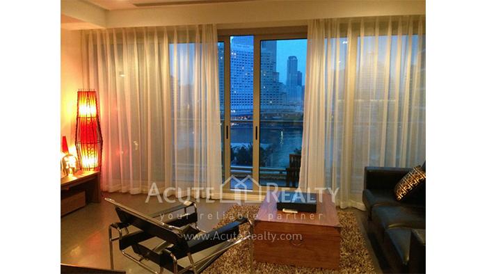 公寓  for sale & for rent The River Sathorn - Charoennakorn image3