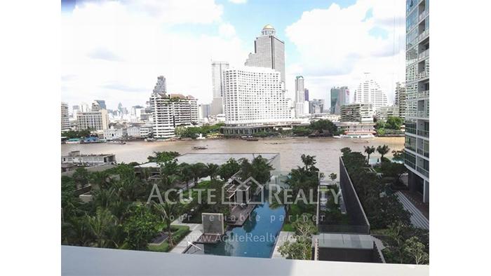 公寓  for sale & for rent The River Sathorn - Charoennakorn image9
