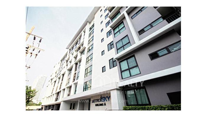 Condominium  for sale & for rent Metro Sky Ratchada Ratchadapisek - Huay Kwang image0