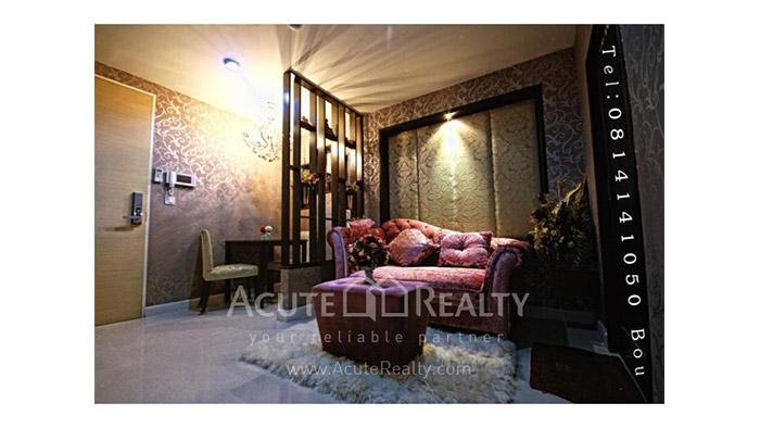 Condominium  for sale & for rent Metro Sky Ratchada Ratchadapisek - Huay Kwang image23