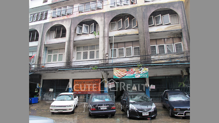 Shophouse  for sale Ramkamhang Soi 1 image0