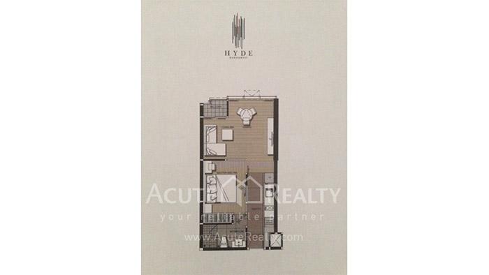Condominium  for rent HYDE Sukhumvit sukhumvit 13 image2