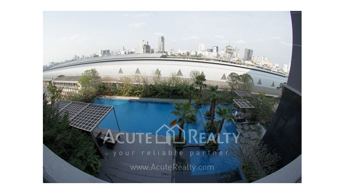 Condominium  for sale & for rent The Address Asoke  Asoke-Petchburi Road image11