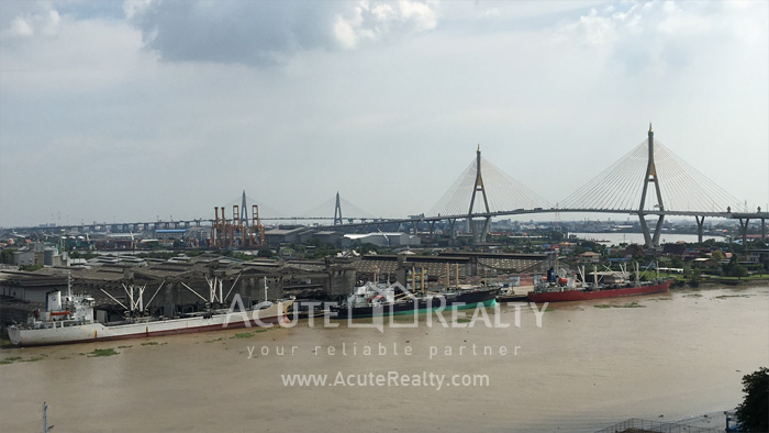 Condominium  for sale & for rent Royal River Place Rama 3 image0