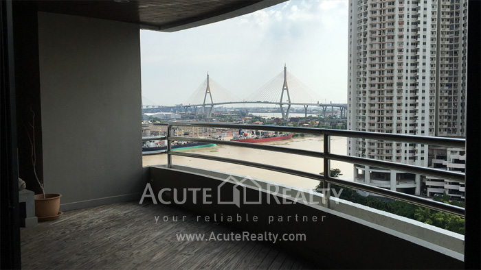 Condominium  for sale & for rent Royal River Place Rama 3 image1