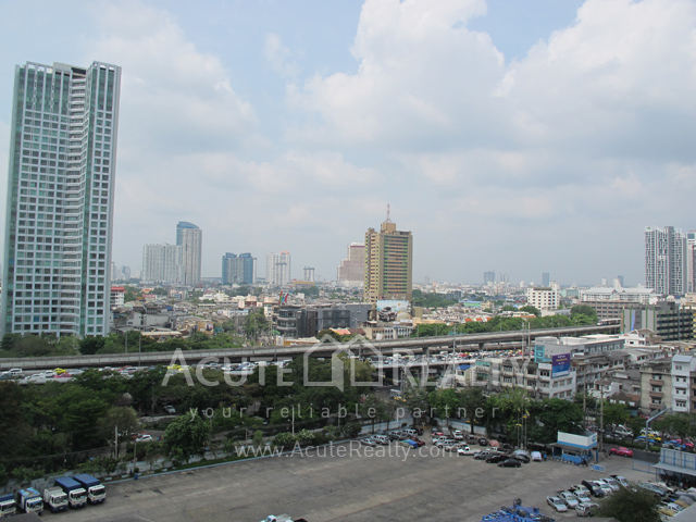 Condominium  for sale The River Charoennakorn image13