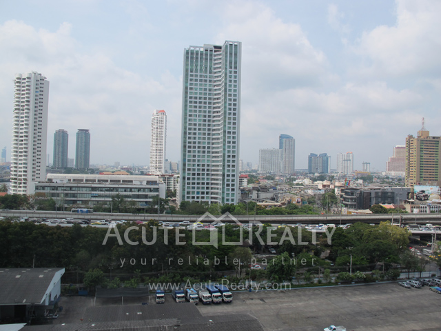 Condominium  for sale The River Charoennakorn image14