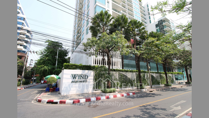 Condominium  for sale Wind Sukhumvit 23 Sukhumvi 23 image13