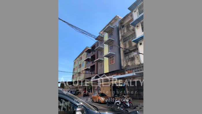 Shophouse  for sale Sukhumvit 50 image0
