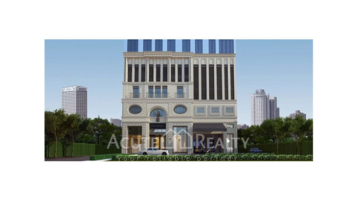 Condominium  for sale The Diplomat Sathorn Sathorn image0