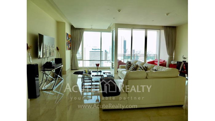 公寓  for sale & for rent The Infinity Sathorn image1