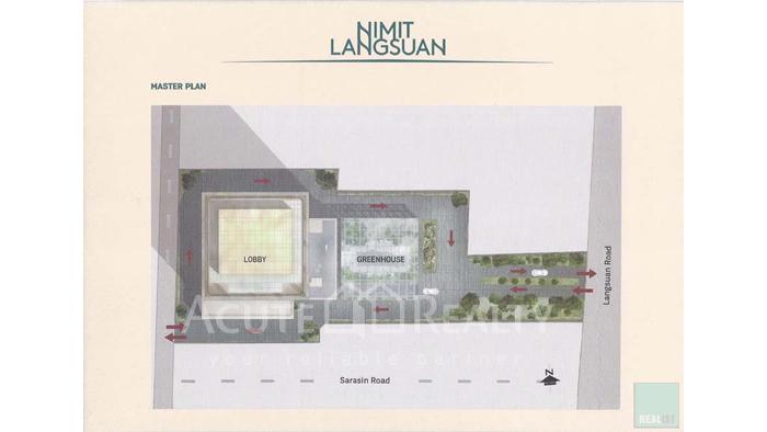 Condominium  for sale Nimit Langsuan Langsuan image6