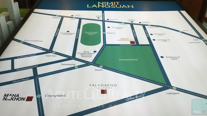 Condominium  for sale Nimit Langsuan Langsuan image8