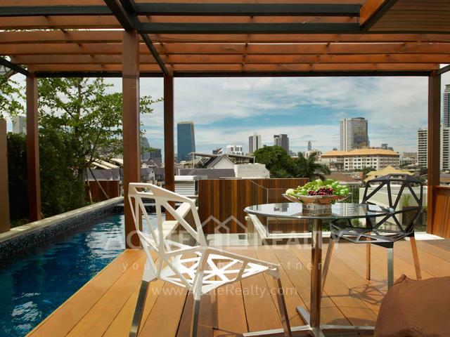 Condominium  for sale Baan Lux-Sathon Sathorn image1